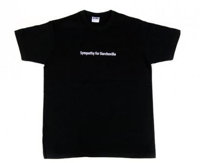 """T-shirt """"Sympathy for darcheville"""""""