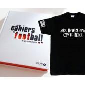 """Pack Livre """"de foot et d'eau fraiche"""" + tshirt Cyril Rool"""