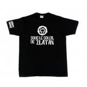 """Tshirt """" Sous le soleil de Zlatan"""""""