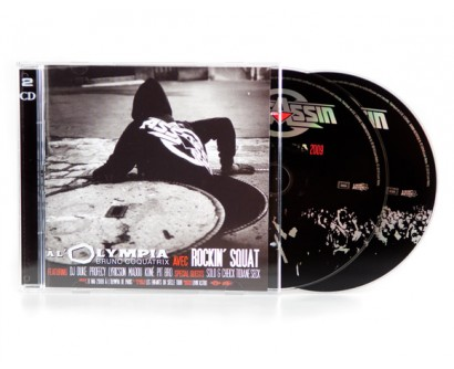 Double CD «Olympia 2009» (Live 27 titres)