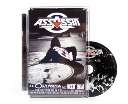 DVD Live Olympia 2009??