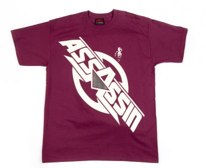 T-shirt Logo Bordeaux