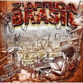 """CD Z'Africa Brasil """"Verdade e traumatismo"""" (EP 11 titres)"""