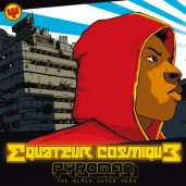 "CD Pyroman ""Equateur Cosmique"""
