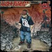 "CD ""Illegal Mixtapes 2"" (Street Album 23 titres)"