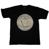 "T-shirt ""Illuminazi"" Noir"