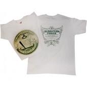 """T-shirt """"Illuminazi"""" Blanc"""