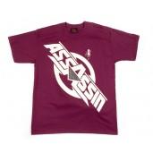 T-shirt Logo Bordeaux