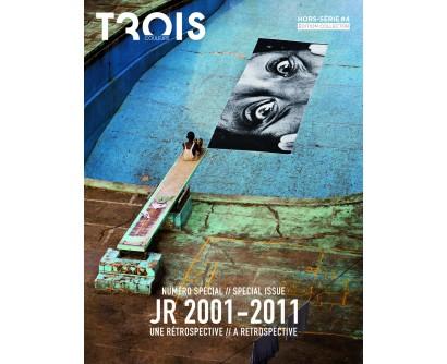Livre 3 couleurs - Retrospective JR