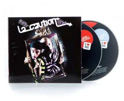"""CD """"La Caution rend visite aux gens"""" (CD + DVD)"""