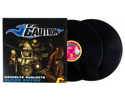 "Double Vinyl ""Asphalte Hurlante """