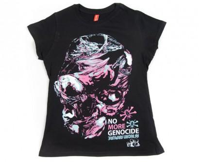 "Tshirt Femme ""Génocide"""