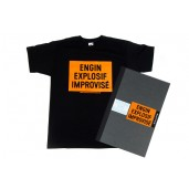 "Pack ""Engin Explosif Improvisé"" + Tshirt"