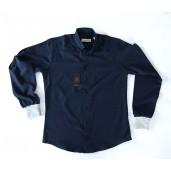 chemise Shark Shirt navy