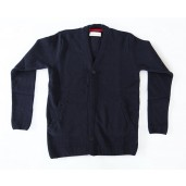Pull Shark Cardigan Navy