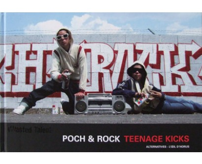 "Livre "" WT#4 - POCH & ROCK, Teenage Kicks """