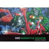 "Livre ""WT#1 - DIZE, Warmstyle Dizaster"""