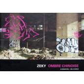 "Livre "" WT#5 - ZEKY, Ombres Chinoises """