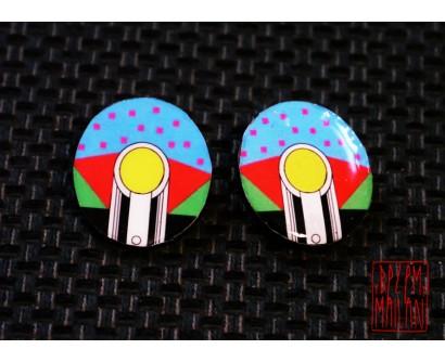 Boucles d'oreilles INI