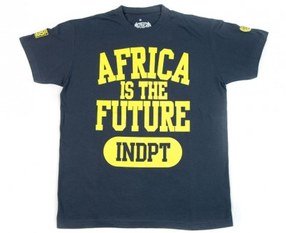 "Tshirt ""INDPT"" Gris"