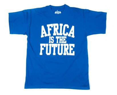 "Tshirt ""Le Régulier"" Bleu"